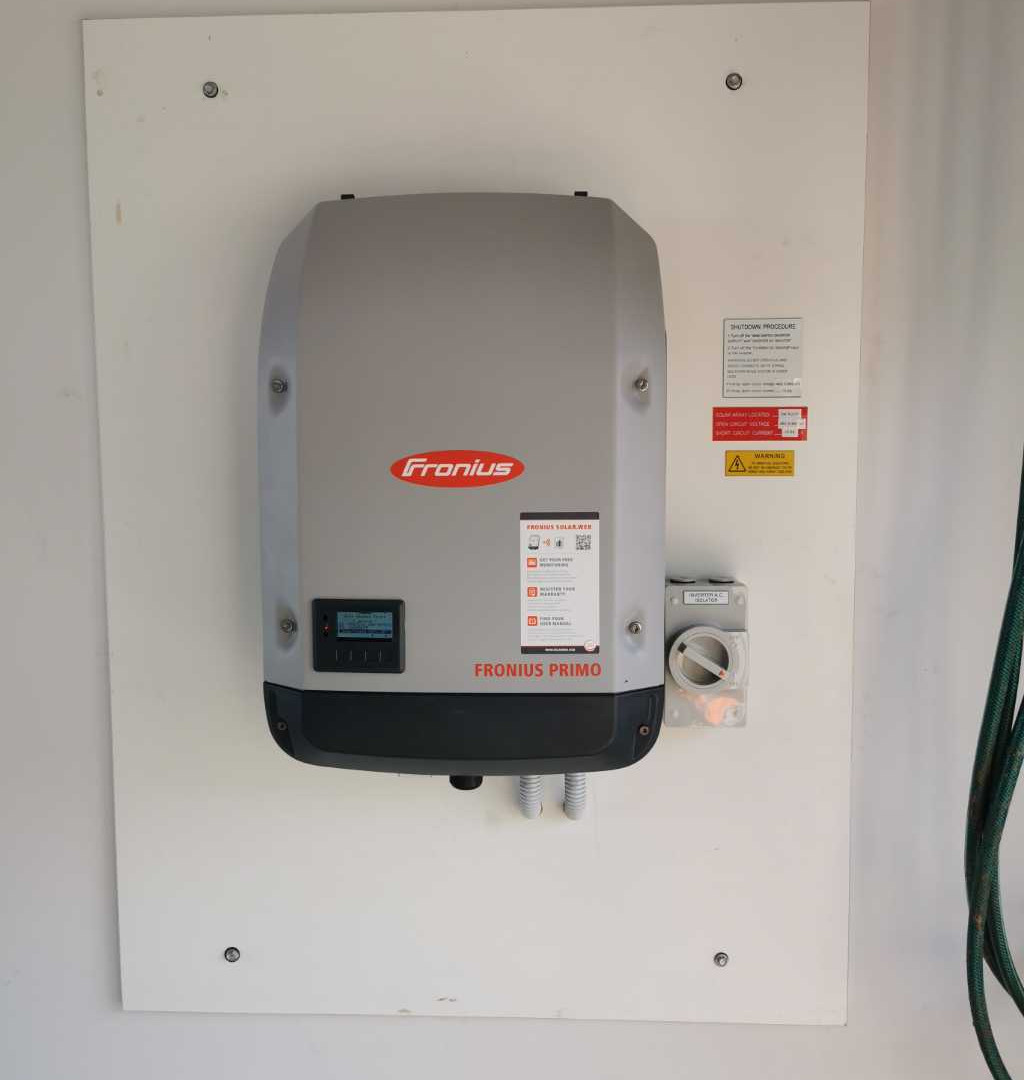 6.6kw install - Warragul - August 2020