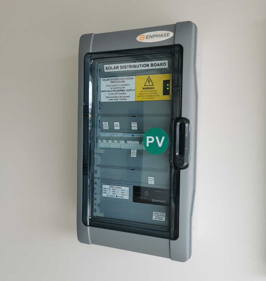 9.8kw install - Warragul VIC - September 2020