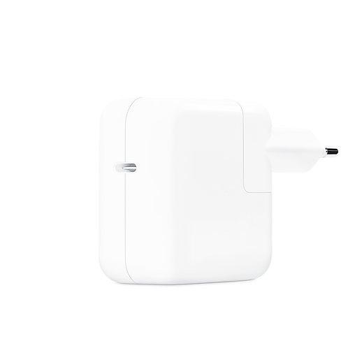 Сетевое зарядное устройство Apple USB-C 30 Вт