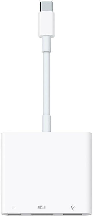 Адаптер Apple USB-C Digital AV Multiport