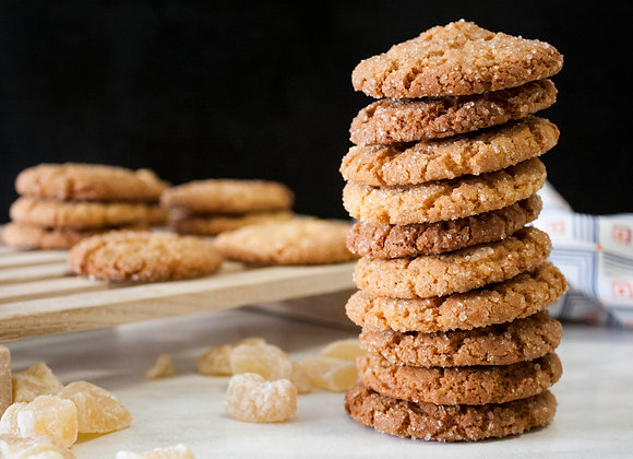 Ginger Spice Biscuits