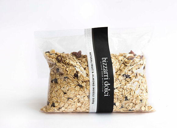 Natural Fruit & Nut Muesli