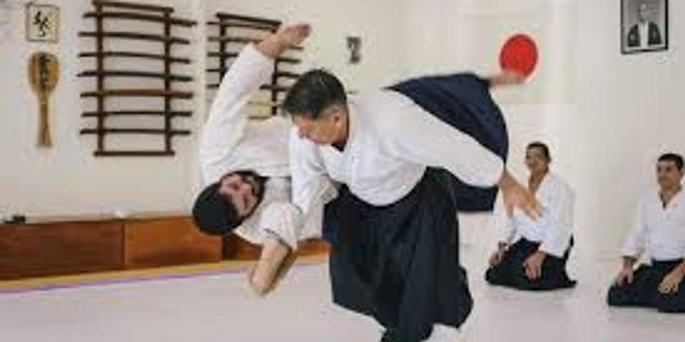 II Encontro de Instrutores Aikido Tan Ren Kai