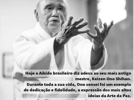 Keizen Ono Sensei. 1925 - 2020