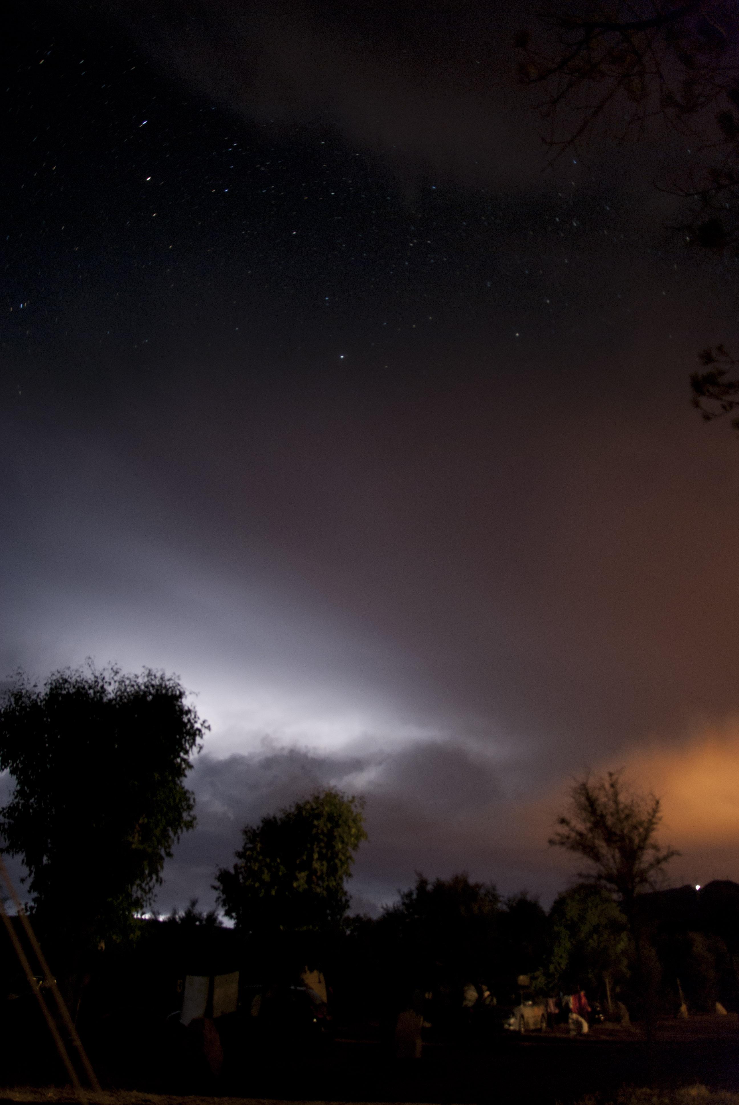 orage Corse