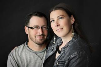 Studio Couple's Portrait