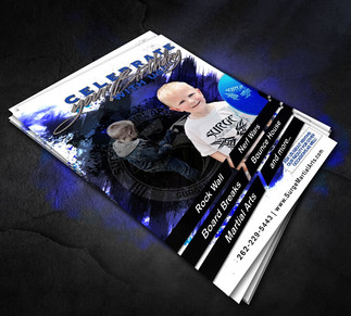 Flyer Design and Marketing Materials