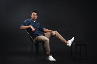 Studio Men's Portrait