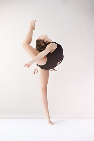Studio Dance Portrait