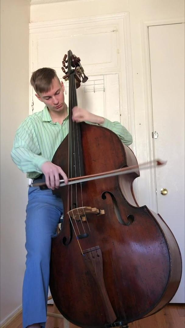 Ian Fales Bach Suite 3 Bourrees.mp4