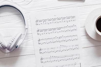 Music Notes Sheet and headphones.jpg