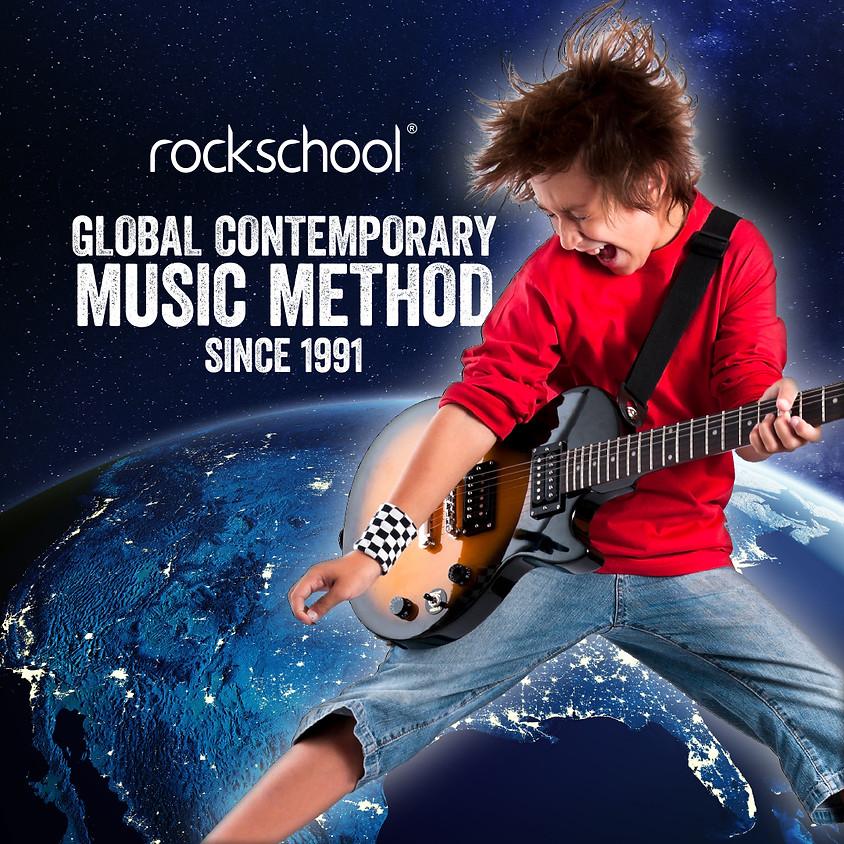 Rockschool Webinar