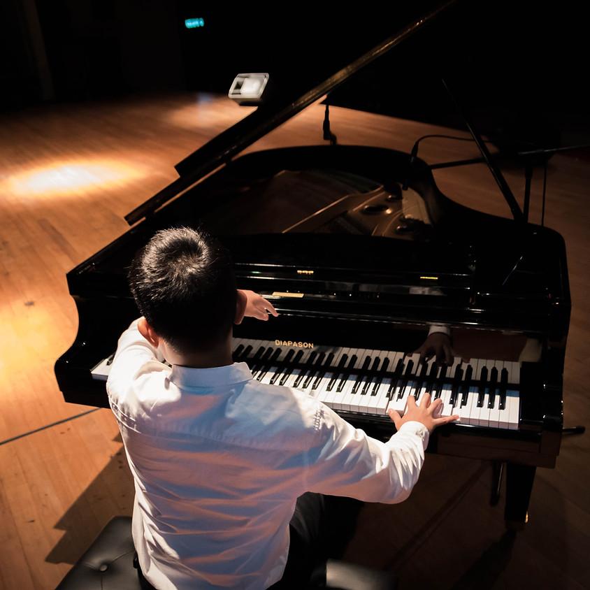 Piano Master Class with Dr. Josh Vigran