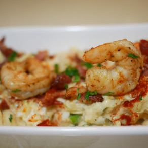 Shrimp Cajun Potato Salad