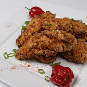 Spicy Fried Chicken Tenders