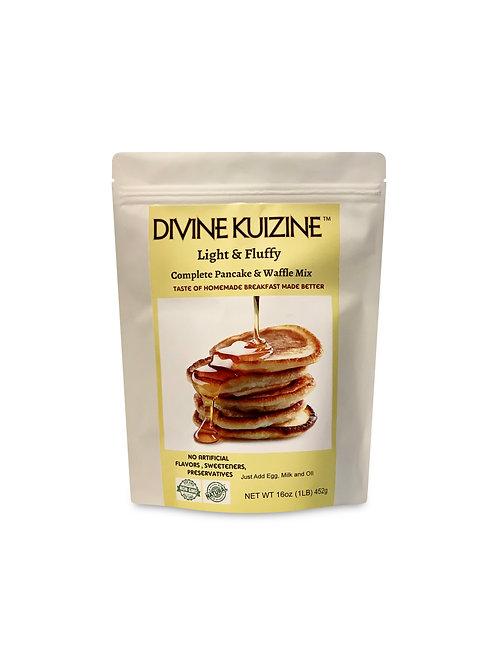 Complete Pancake and Waffle Mix