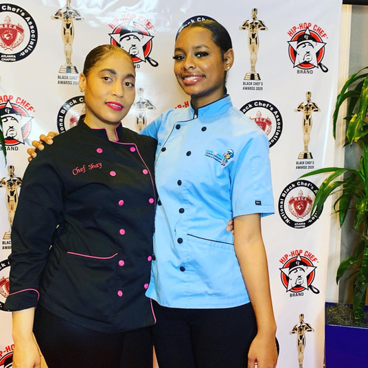 the 6th Annual National Black Chef's Association Inaugural Ceremony & Ball!