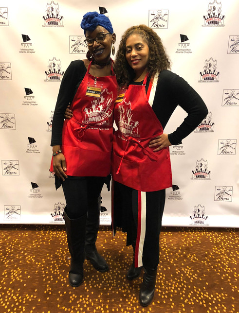 Chef Shay & Chef Tee - The 27th Annual G
