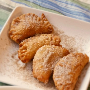 Mini Fried Apple Pies