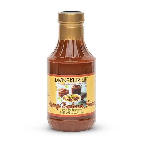 Mango Barbecue Sauce 16oz