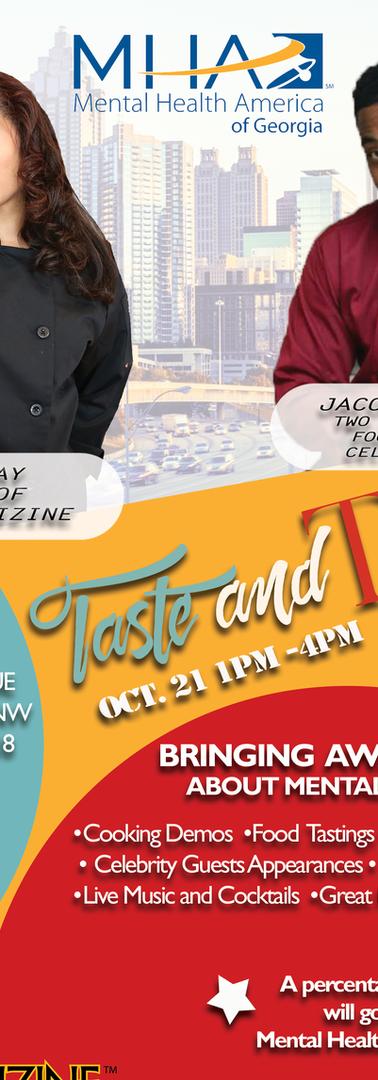 Taste & Tell Expo 2017