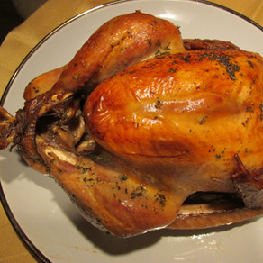 Roasted Whole Turkey