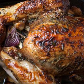 Jerk Roasted Turkey