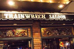Trainwreck Saloon Westport