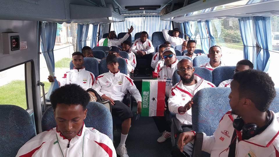 Somaliland Team bus.JPG