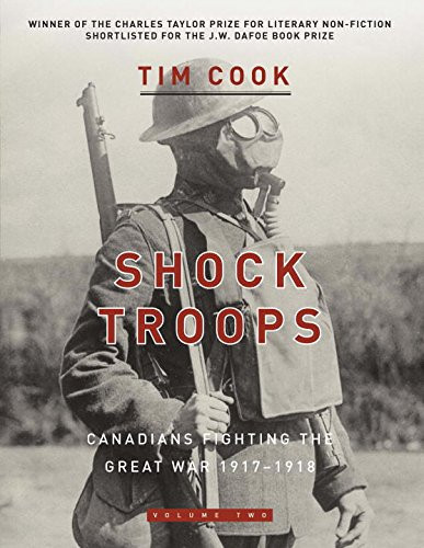 "Cook, Tim ""Shock Troops"""