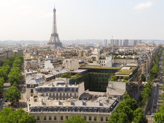 Towering Over Paris