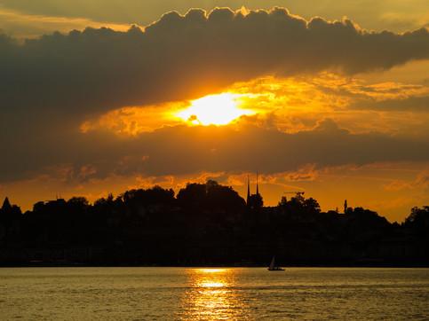 A Sunset Cruise