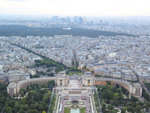 Eiffel's View
