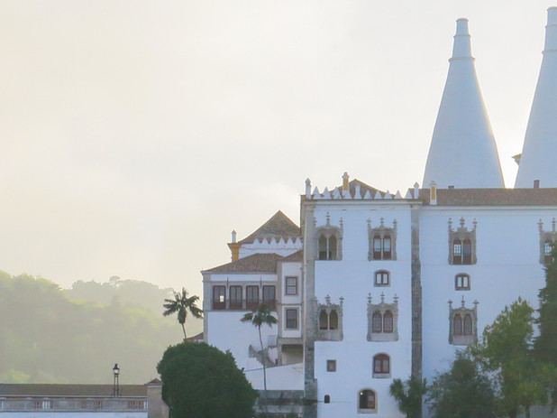 Sunset In Sintra