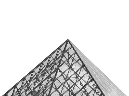 Top Of The Louvre