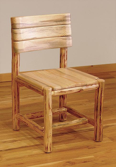Mountain Hewn Saloon Side Chair