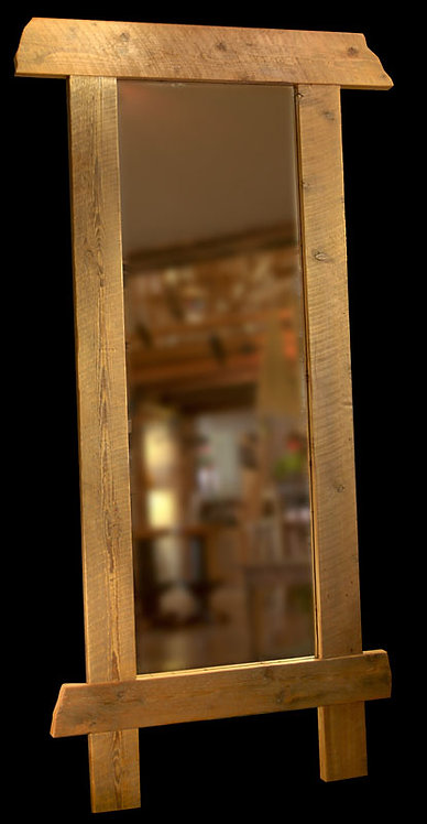 Rustic Heritage Full Length Freestanding Mirror