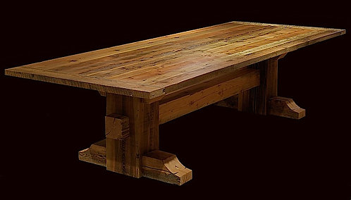 Timber Baron Dining Table