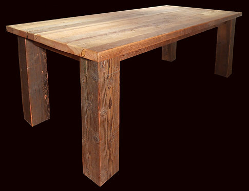 Rustic Heritage Lakehouse Table
