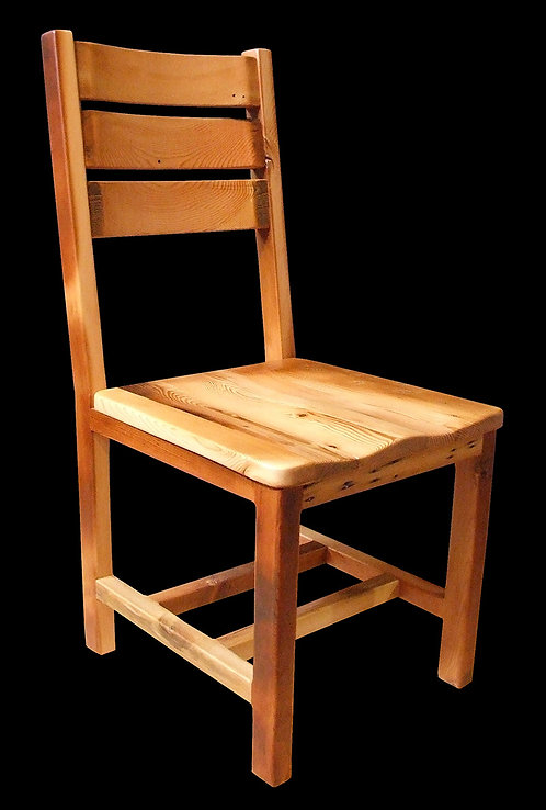 Rustic Heritage High Back Side Chair