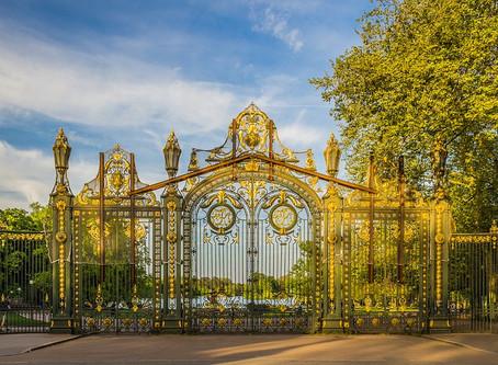 Journée au Parc de la Tête d'Or (Lyon).