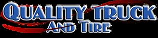 Quality Truck and Tire Logo | Trucks, Fleets, Farm Equipment Repair | Clare, MI 48617