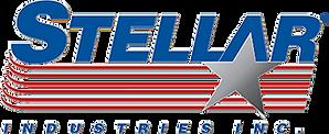 Stellar Industries Inc. Hooklift Company Logo | Quality Truck Fab | Clare, MI 48617