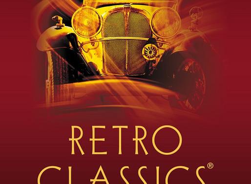 Retro Classics Stuttgart 27.02 - 01.03.2020