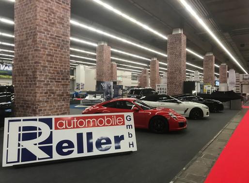 Reller-Automobile auf der IAA