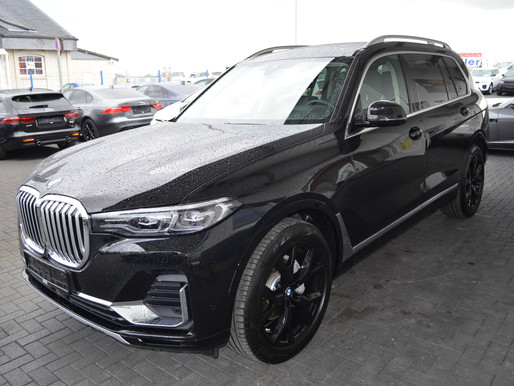 BMW X7 xDrive30d Pure Excellence, 7 Sitzer