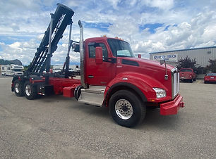2019 Kenworth T-880 Roll Off Truck