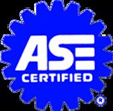 ASE Certified Emblem Logo | Trucks, Fleets, Farm Equipment Repair | Clare, MI 48617