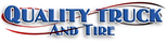 Quality Truck and Tire Logo | Clare's Trusted Source for Truck, Fleet, Farm Equipment Repair | Clare, MI 48617