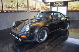 Porsche 911 (930) 3.3 Turbo, 1.Hand, deutsches Fahrzeug